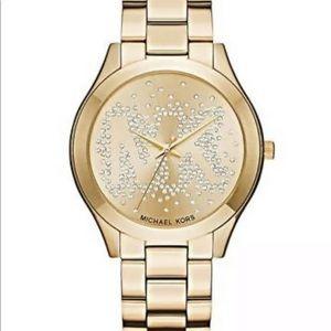 Michal Kors Gold Watch